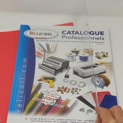 Fermoirs élastique embout métal 14.3 x 3.2 x 3.5 mm laiton par 1000
