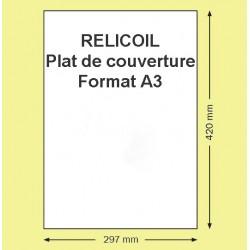 Profilé réglette aimanté 39 x 150 mm par 100