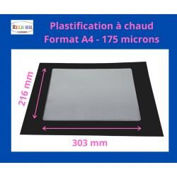 Profilé réglette  adhésif  52 x 1000 mm par 100