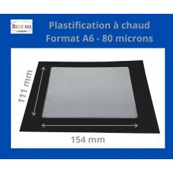 Profilé réglette  adhésif  60 x 1000 mm par 100