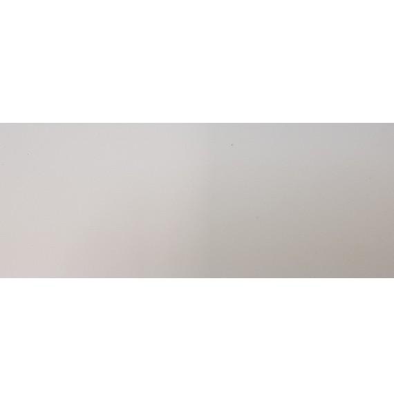 Couvertures polypropylène A4  transparent blanc