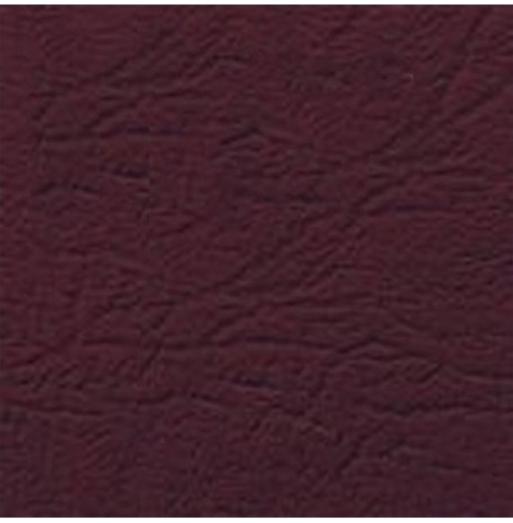 Couverture grain cuir rouge 250G A4/A3