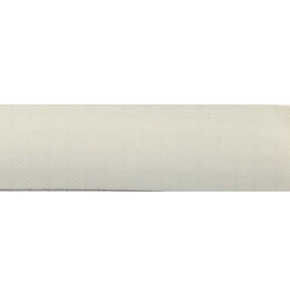 Toile adhésive de bordage blanc
