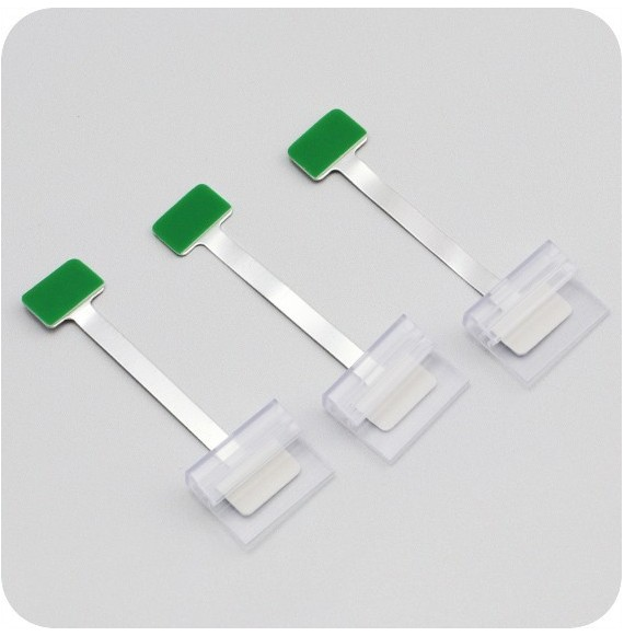 Stop-rayon Twister 150 mm repositionnable   alu par 100