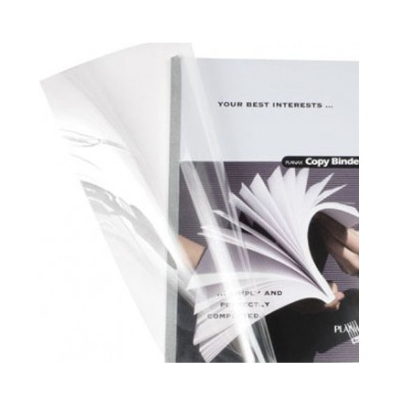 Couverture polyester thermoresistante A4/A3