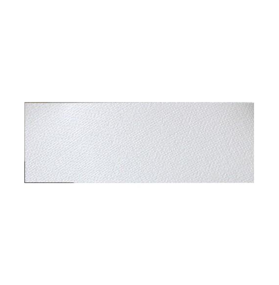 Toile adhésive de bordage blanc 300 microns par 1 rouleau