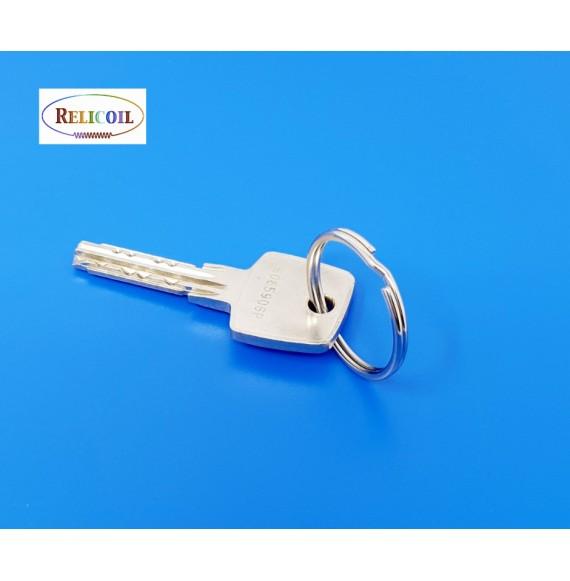 Anneaux  porte clés 16mm