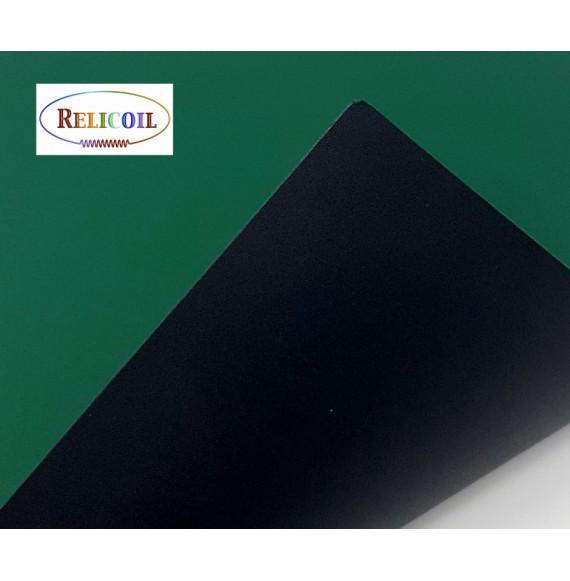 Couvertures polypropylène A4  bicolore bleu noir