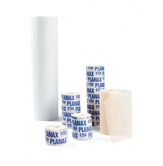 Gaze de reliure larg.4cm rlx de 10M par 5