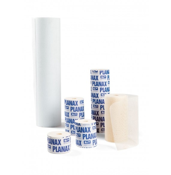 Gaze de reliure larg. 6cm rlx de 10M par 5