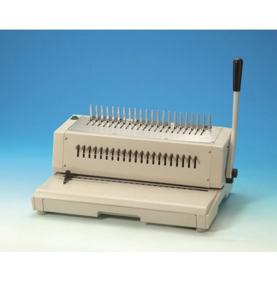 Perforelieur pour le peigne plastique HPB 210