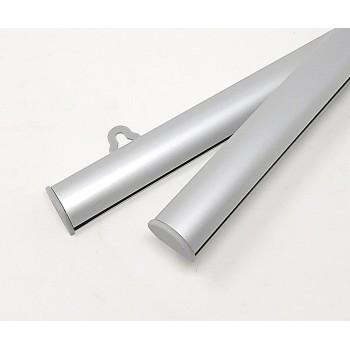 Portaposter Aluminium